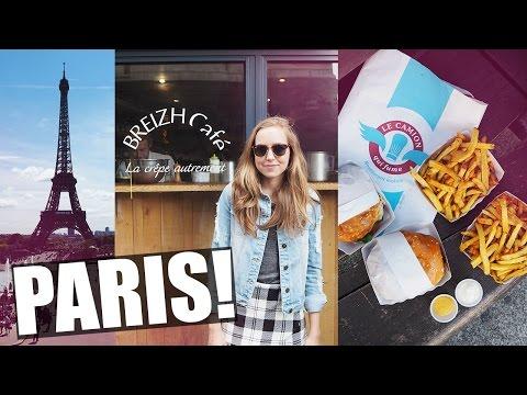 VLOG | Paříž s Eurotrips 1. den
