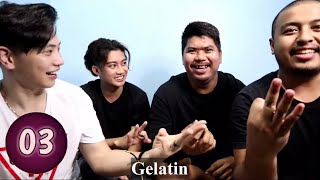 5 SECONDS CHALLENGE FT. AGASSI CHING, ASIAN CUTIE AND JIM MORALES (BAGO MAPRANK SI ASIAN CUTIE)