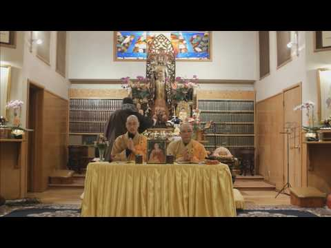 Infinite Life Sutra (無量壽經) at Berkeley Buddhist Monastery, (#30, 24 March 2018)