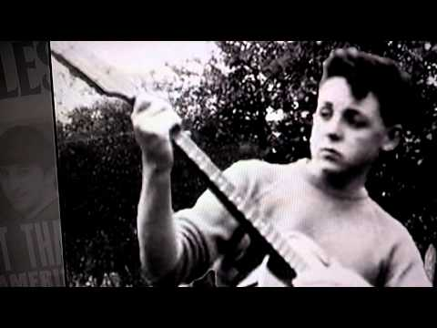 Paul McCartney mini biography