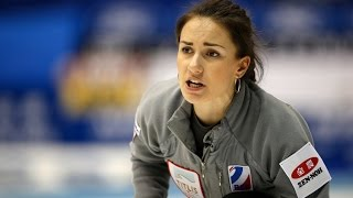 CURLING: CCT 2015 Stockholm Ladies Curling Cup | Round Robin | JONES (CAN) - SIDOROVA (RUS)