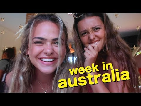 A Week In Australia With My Best Friend // Week Vlog!