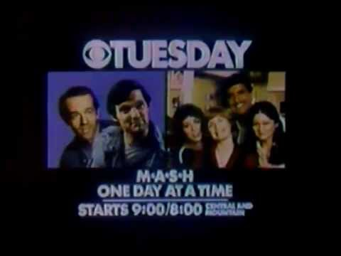 Download M*A*S*H & One Day At A Time 1977 CBS Promo