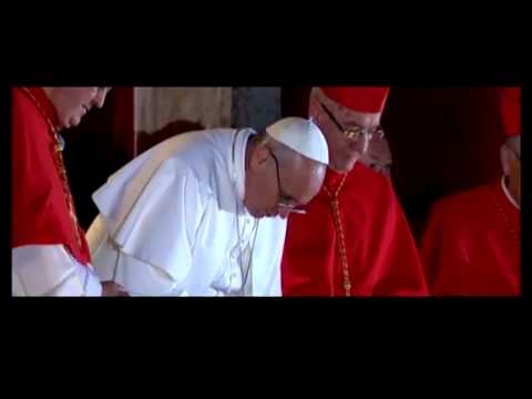 Pope Francis - Prayer of St. Francis - Make me a channel of your peace