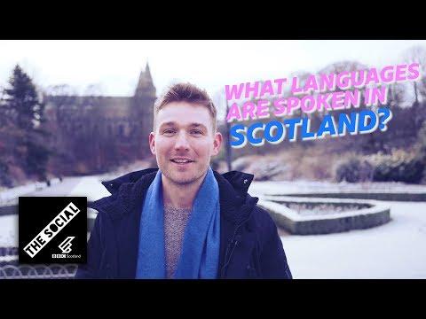Whit's Scots Language?