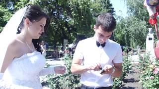 Свадебный клип Сергей и Маша