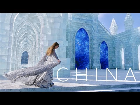 Unbelievable Ice City! CHINA