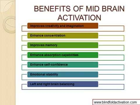 Midbrain activation music for children