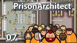 Post, Laden, MORD ► Prison Architect S2 #7