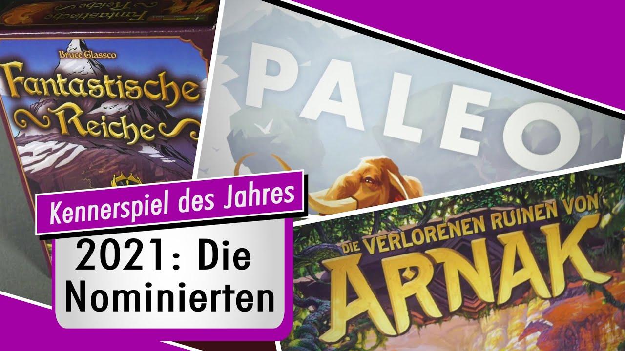 Spezial - KENNERSPIEL DES JAHRES - Die Nominierten - Stimmung - Spiel doch mal!