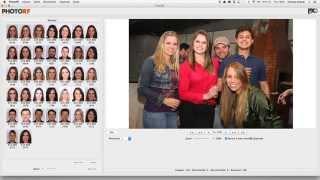 PhotoRF - Separação de Imagens por Reconhecimento Facial