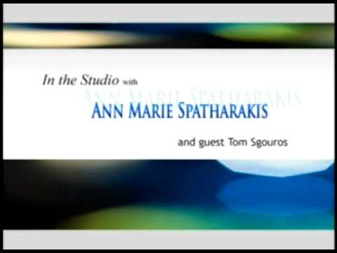 In the Studio with Ann Marie Spatharakis and guest Tom Sgouros