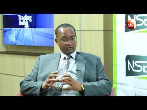 Trading Bell 6th April 2017 - Mr Jadiah Mwarania, Managing Director Kenya