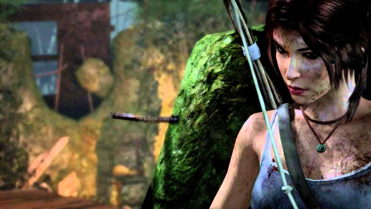 Tomb Raider 2021 Trailer Deutsch
