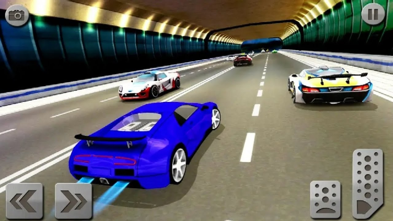 HIGHWAY CAR TRAFFIC RACE GAME 2019 #Best Android Gameplay #Car Racing Games  Apps #Games App Download
