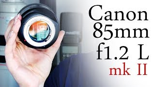 Canon 85mm f1.2 L Mark II - Focus Accuracy Sample Images