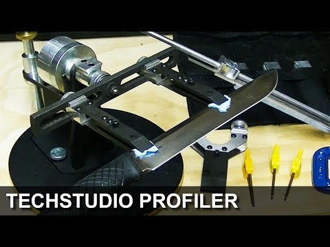 TechStudio Profile Knife Sharpener