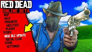 The SPRING UPDATE RELEASE DATE & The New Red Dead Online Update TOMORROW... (RDR2 Online Update)