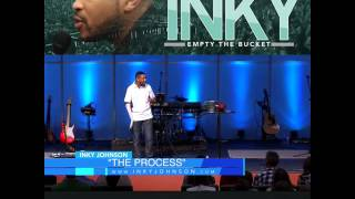 INKY JOHNSON: INKSPIRATION IN 15 SECONDS- THE PROCESS