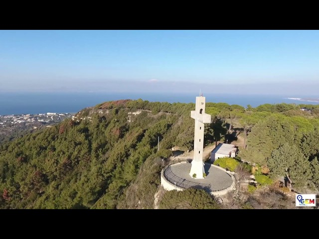 GEM Travel Rhodes - Aerial view of Filerimos (HD)