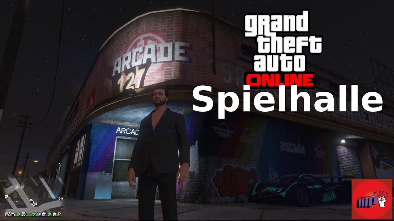 Gta Online Spielhalle