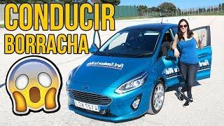 Conducir BORRACHO vs NORMAL ¿TÚ QUÉ HARÍAS?