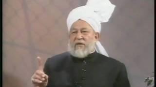 Liqa Ma'al Arab #115 Question/Answer English/Arabic by Hadrat Mirza Tahir Ahmad(rh), Islam Ahmadiyya
