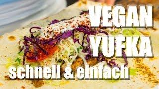 Yufka vegan / Döner vegan