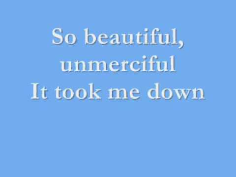 Let You Go by Ashley Parker Angel (lyrics)
