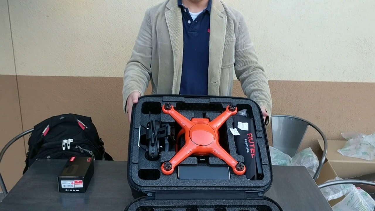 Unboxing Autel Robotics X Star Premium Drone With 4k Camera And Sony