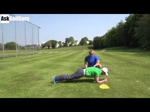 Golf Fitness Core Strength