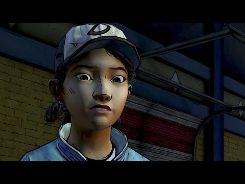 The Walking Dead Season Two No Going Back My Clementine Trailer