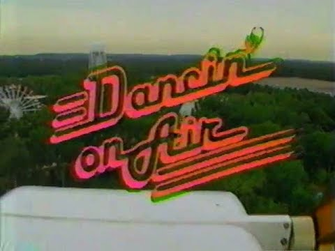 Dancin' on Air.  Full Program (1985) Live From Six Flags Great Adventure