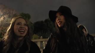 2016年3月18日(サイファーの日)の夜、原宿駅横の神宮橋にて超巨大規模...