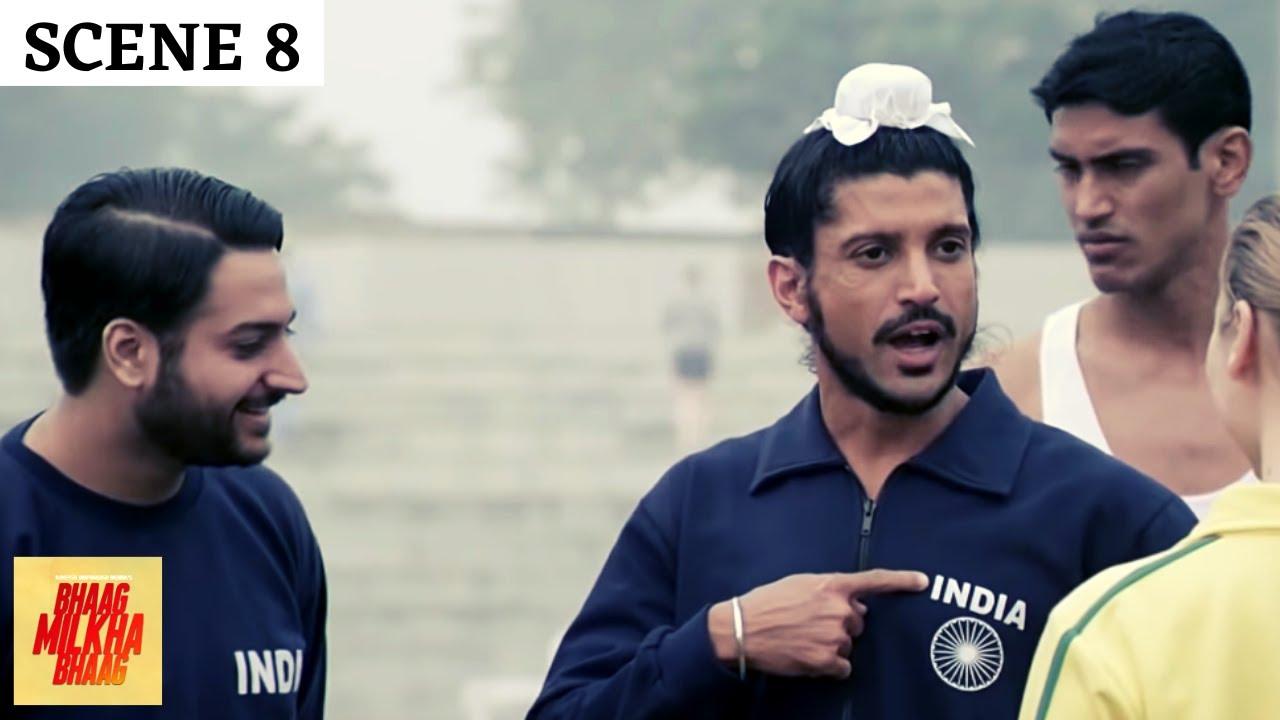 Download Bhaag Milkha Bhaag | Scene 8 | भाग मिल्खा भाग | Farhan Akhtar | Sonam Kapoor | Best Scenes