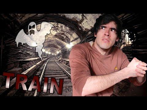 EL TREN FANTASMA! | Train - JuegaGerman