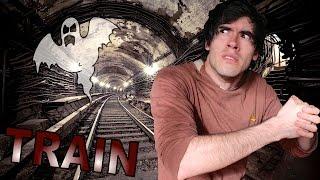 EL TREN FANTASMA!   Train - JuegaGerman