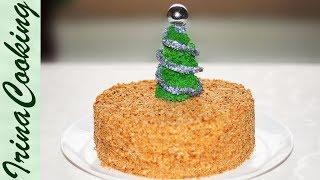 Ореховый МЕДОВЫЙ торт ИДЕАЛ