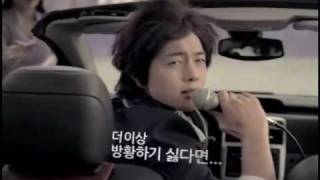 Kim Hyun Joong - Samsung Card CF 'Why Not' Version 3  [ 30s]