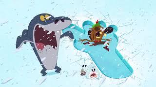 Зиг и Шарко | На вершине высокой горы с02э47 | русский мультфильм | дети видео | мультфильмы |