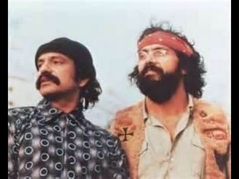Cheech and Chong at the Westbury Music Hall, N.Y. 1973 Part 8