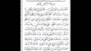 Inilah doa Malam Nisfu Sya