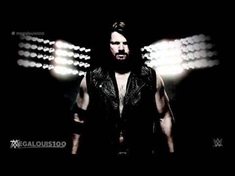 """2016: AJ Styles 1st and NEW WWE Theme Song - """"Phenomenal"""" (iTunes Release) with Download Link"""