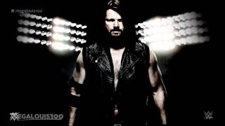 "2016: AJ Styles 1st and NEW WWE Theme Song - ""Phenomenal"" (iTunes Release) with Download Link"