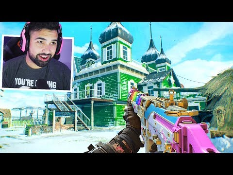 My First NUKETOWN Gameplay in Black Ops 4..
