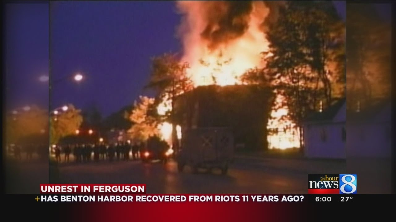 Has Benton Harbor Recovered From 2003 Riots Youtube