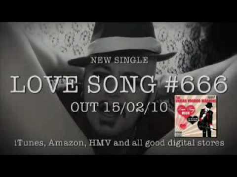 The Urban Voodoo Machine - 'LOVE SONG #666'  teaser