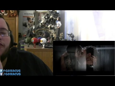 Gors Fifty Shades Darker Official Trailer Reaction/Review