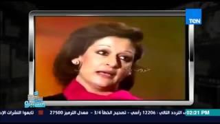 ماسبيرو - النجم سمير صبري و لقاء ممتع ونادر مع المطربة وردة الجزائرية
