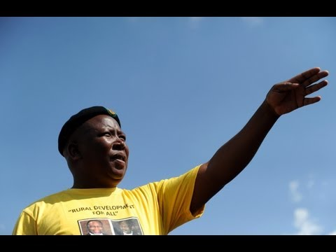 Malema inspired by Chavez